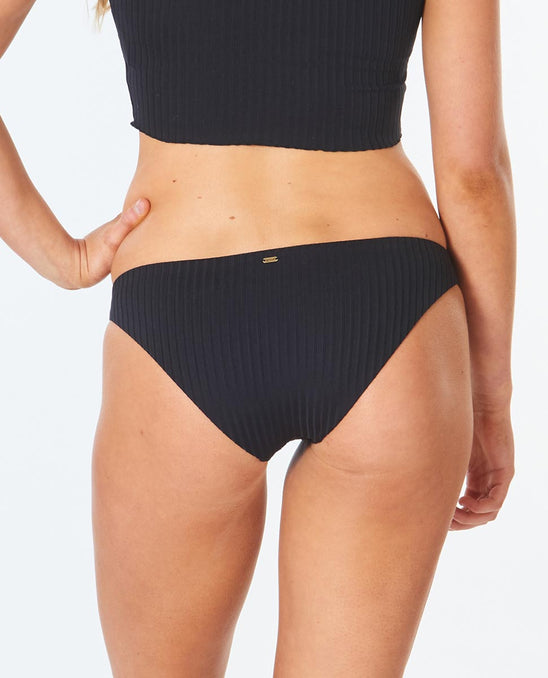 Premium Surf Cheeky Pant - Black