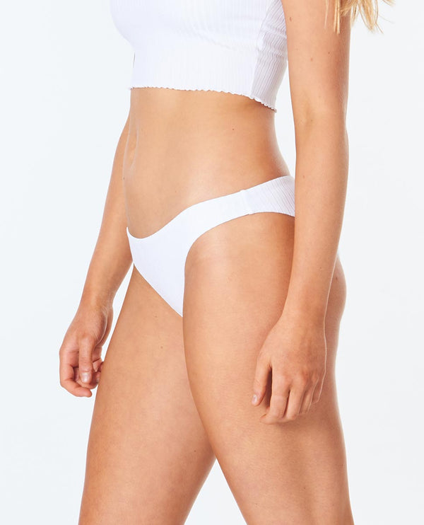 Premium Surf Cheeky Pant - Optical White (4633264652342)