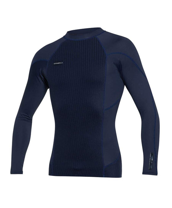 Hyperfreak TB3X Neo/Lycra Long Sleeve Wetsuit Jacket - Abyss
