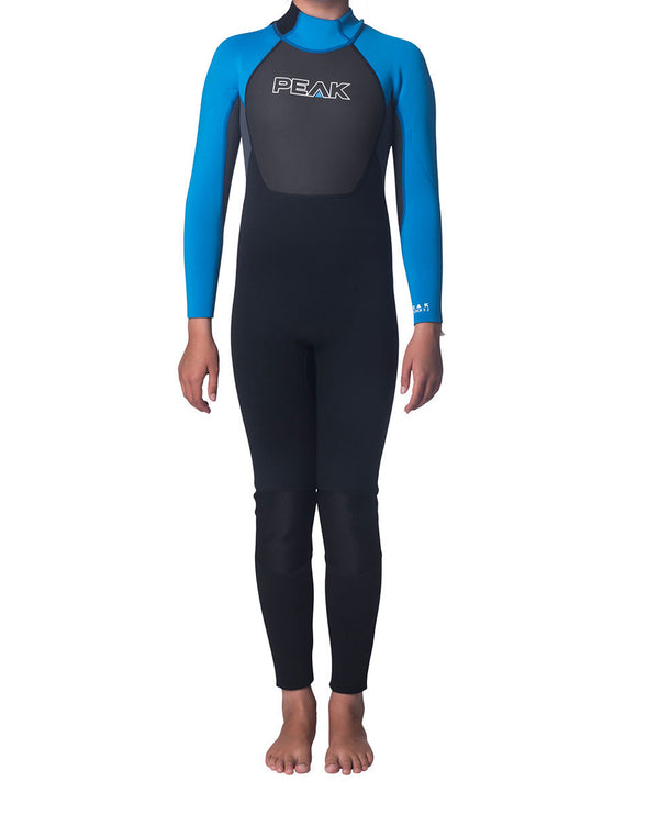 Peak Junior Energy 3/2mm Sealed Wetsuit Steamer (4-16 years) (4589142868022)