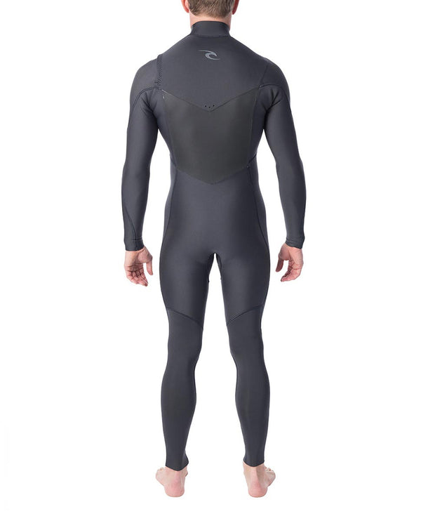 Dawn Patrol 3/2mm Chest Zip Wetsuit Steamer (4590272774198)