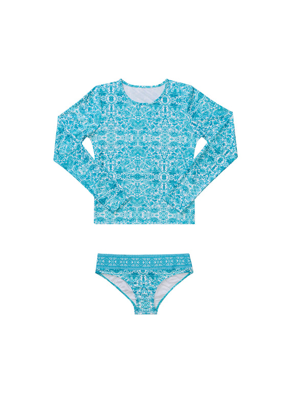 Ocean Tapestry L/S Surf Set (1925002428470)