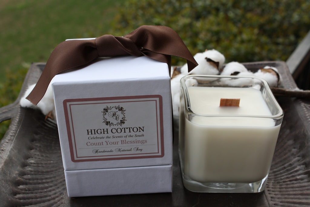 Count Your Blessings™ - High Cotton Candle Company, LLC