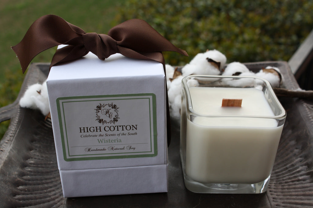 Wisteria™ - High Cotton Candle Company, LLC