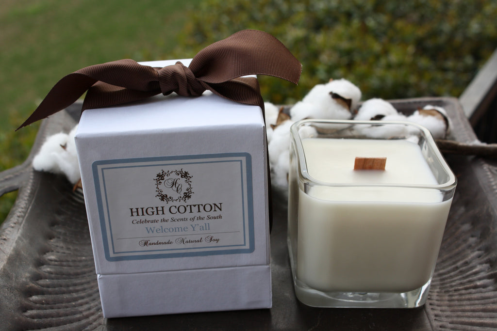 Welcome Y'all™ - High Cotton Candle Company, LLC