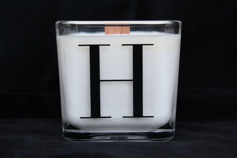 Monogram Candle - Single Initial
