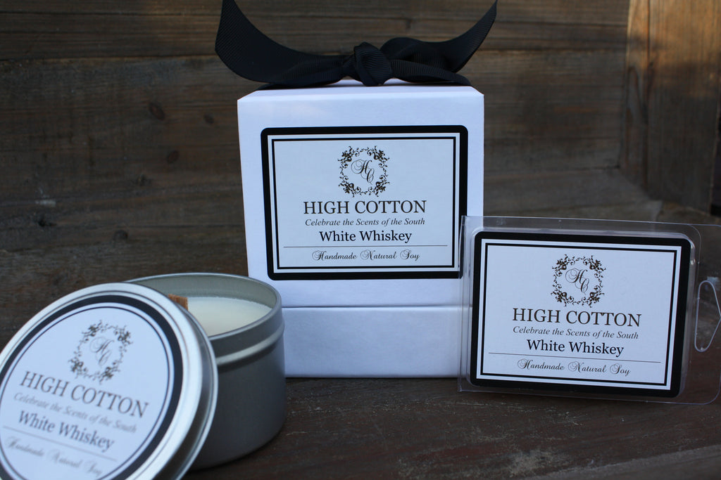White Whiskey™ - High Cotton Candle Company, LLC