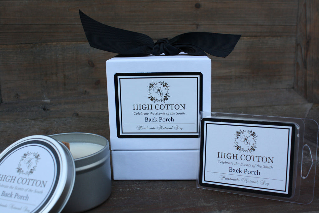Back Porch™ - High Cotton Candle Company, LLC