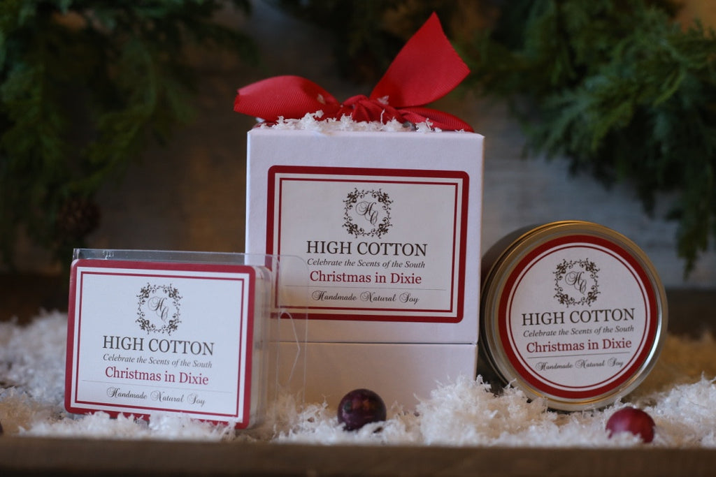Christmas in Dixie™ - High Cotton Candle Company, LLC
