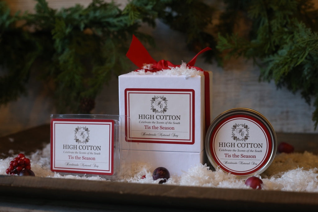 Tis the Season™ - High Cotton Candle Company, LLC