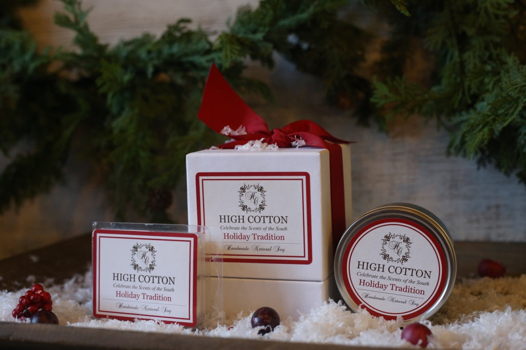 Holiday Tradition™ - High Cotton Candle Company, LLC