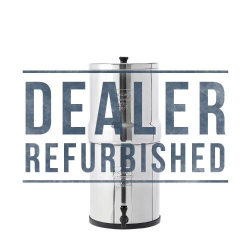 "Berkey ""Blemished"" Water Filtration Systems"