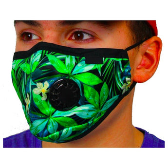 Air Filter Masks for Protection Against Viruses and Bacteria