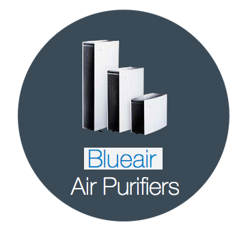Blueair Air Purifiers for Healthy Pollutant Free Air