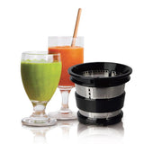WHOLE SLOW JUICER B6000 SERIES WITH SMOOTHIE STRAINER (RED)