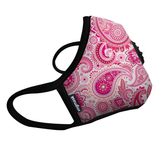 Air Filter Mask - Vogmask Cupid Design - Single Valve