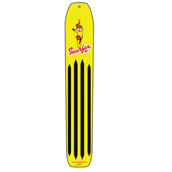 SNURFER THE MC YELLOW SNOW SURFER