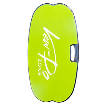 Vew-Do Zone Fitness/Standup Desk Balance Board (Lime / Blue)