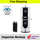 Factory Blemished Imperial Berkey Water Filter System
