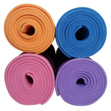 STivate Premium Yoga Mats All Colors End View