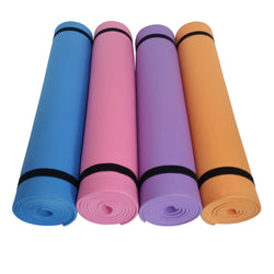 STivate Premium Yoga Mats All Colors Top View