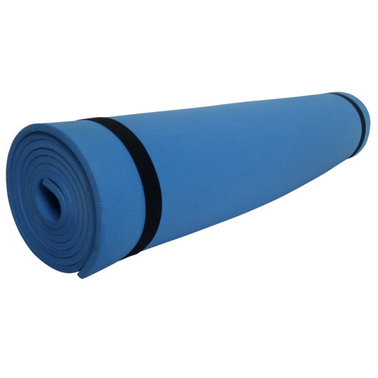 STivate Premium Yoga Mat in Blue