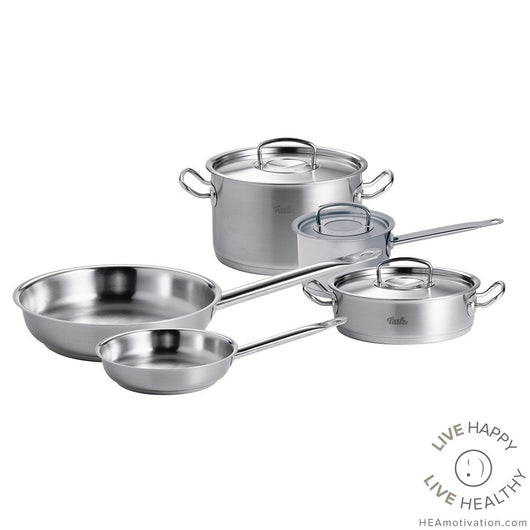 Fissler Original 8 Piece Set