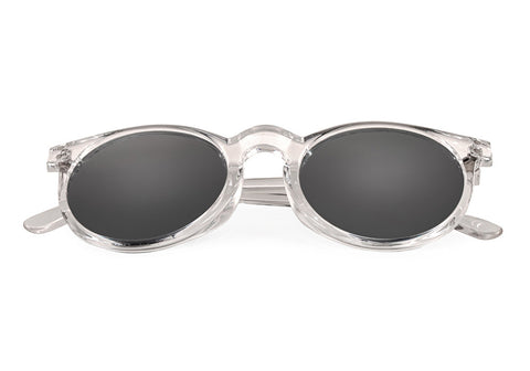 THE ALPS Ice - Silver/Grey Mirror - Scapes Sunglasses - 1