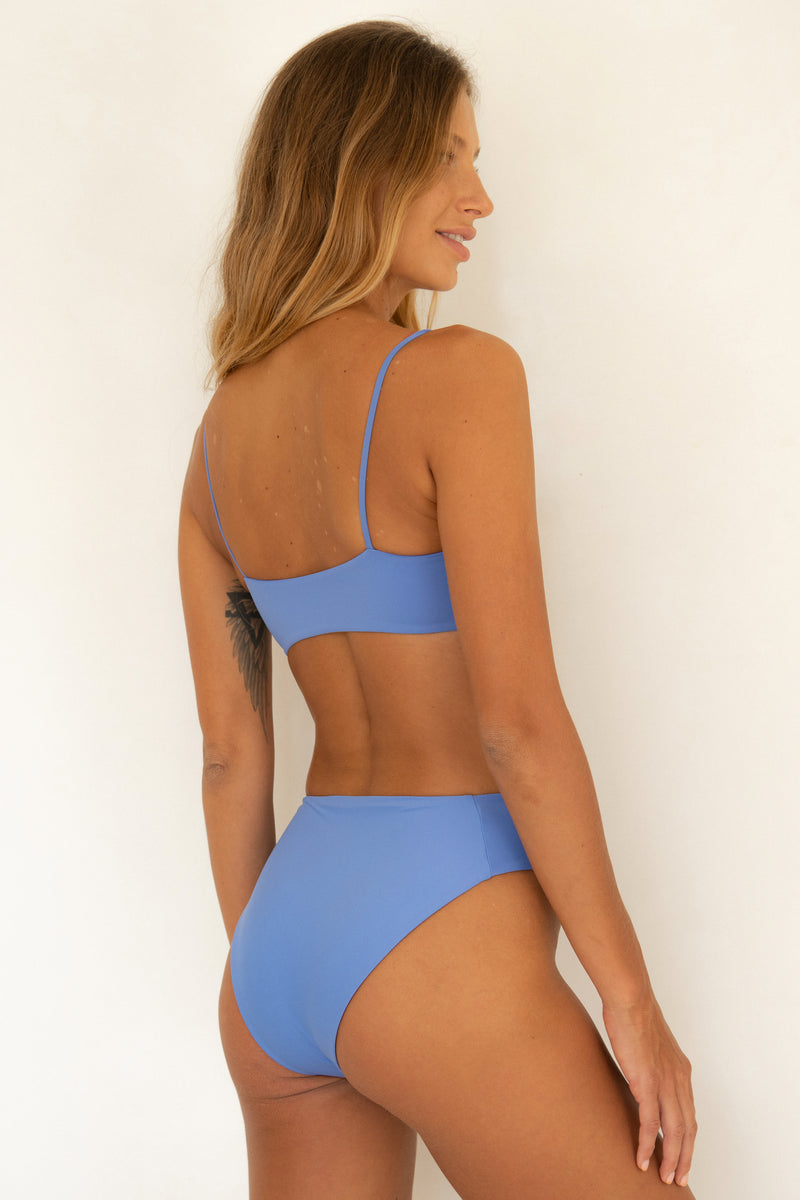 ELLE BOTTOM // PERIWINKLE