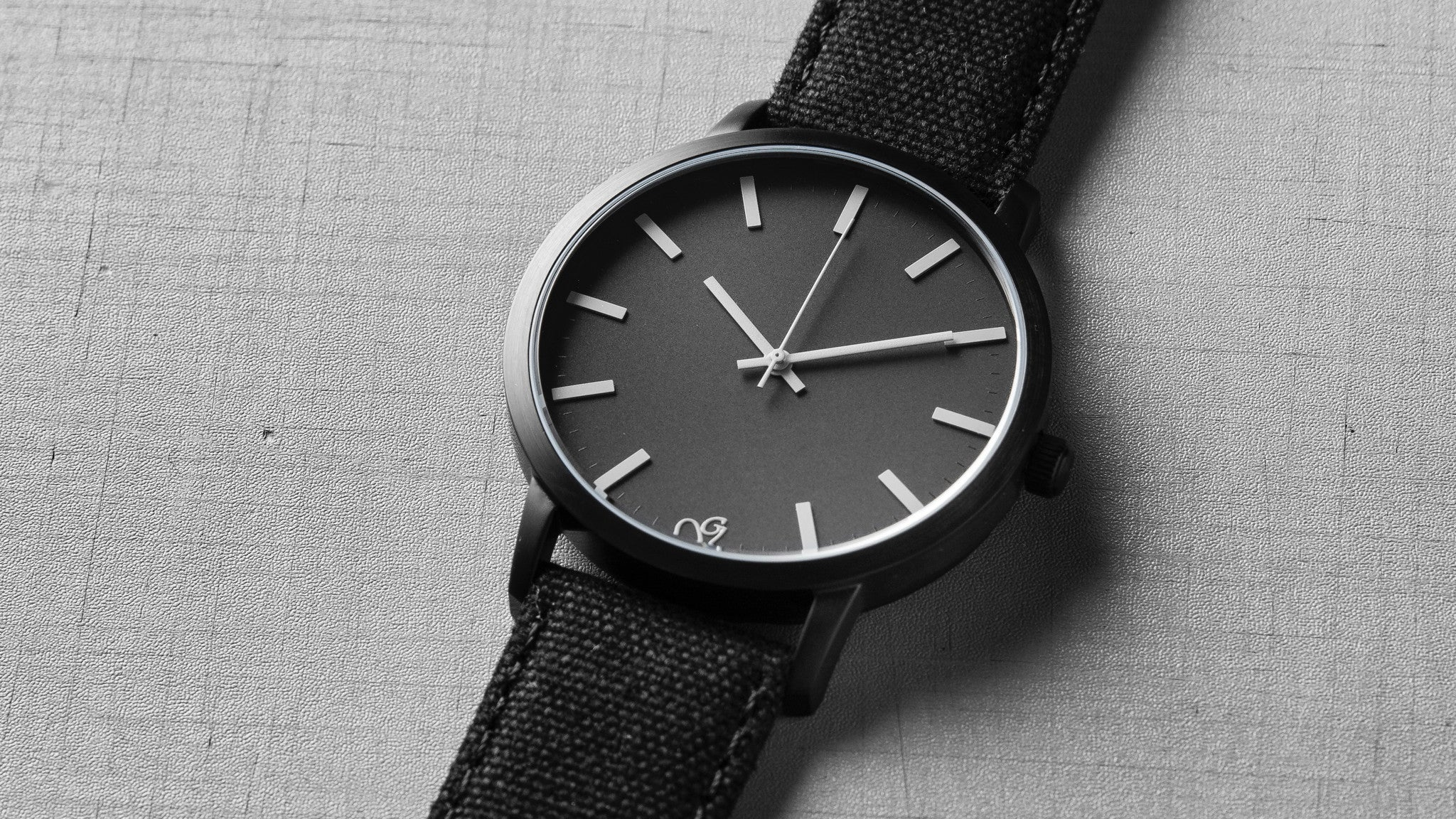 All black watch and all matte, shop your watch online