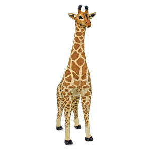 Melissa & Doug Giant Stuffed Animal Giraffe