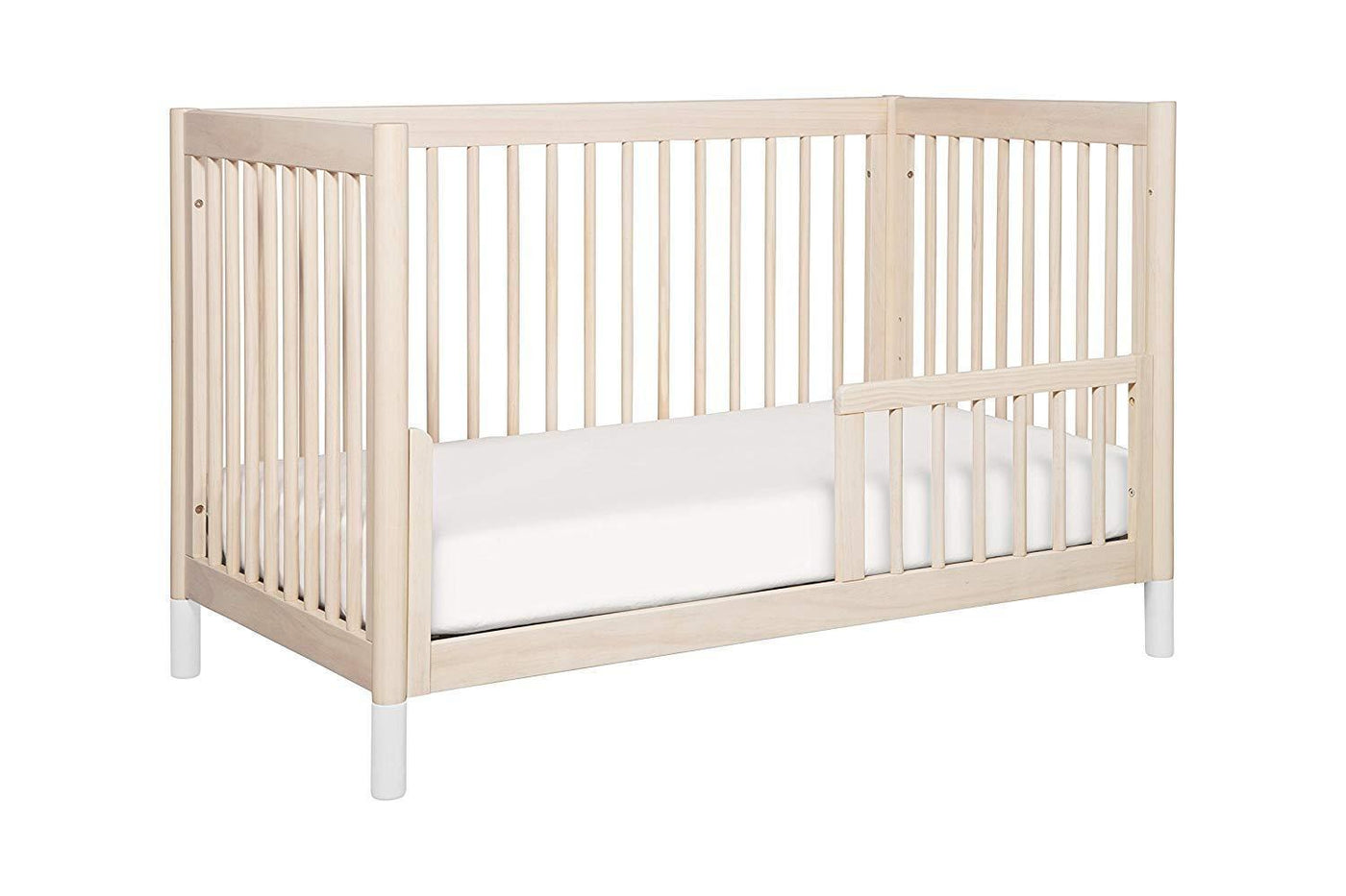 Babyletto Gelato 4 In 1 Convertible Crib With Toddler Bed Conversion K Juvenile Shop