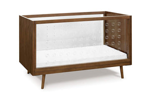 Ubabub Nifty Clear 3-In-1 Crib