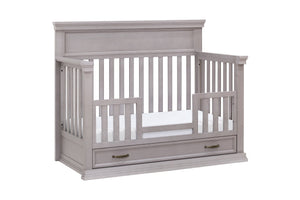 Franklin & Ben Langford 4-in-1 Convertible Crib with Storage Drawer