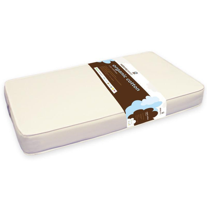Naturepedic Organic Cotton Classic Crib Mattress