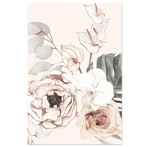 Oilo Vintage Bloom Fine Art