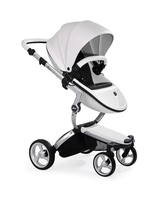 Mima Xari Stroller Complete w/car seat adapter-Aluminum Chassis