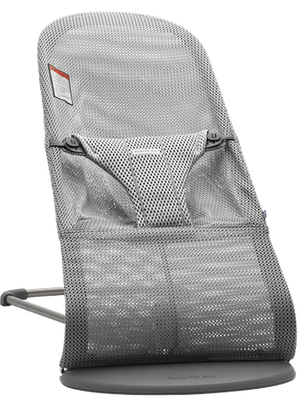 Baby Bjorn Bouncer Bliss-Grey Mesh