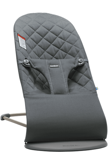 Baby Bjorn Bouncer Bliss-Anthracite Cotton