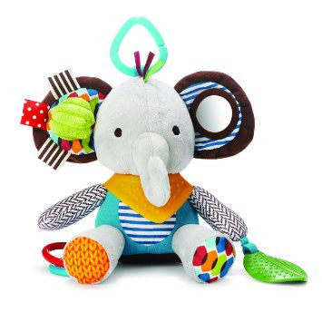 Skip Hop Bandana Buddies Activity Elephant