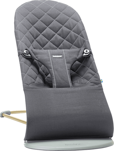 Baby Bjorn Bouncer Bliss Black Cotton