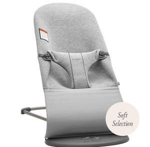 Baby Bjorn Bouncer Bliss-Light Grey Jersey