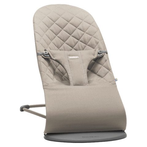 Baby Bjorn Bouncer Blisst-Sand Grey