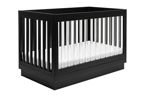 Baby Letto Harlow Actylic Crib