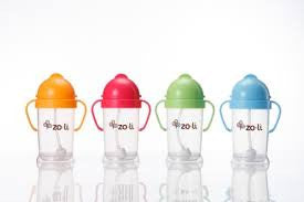 Zoli Bot Straw Sippy Cup