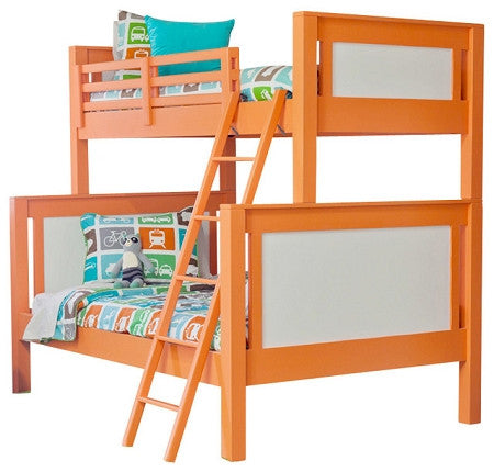 Newport Cottages Ricki Bunk Bed-Twin over Twin