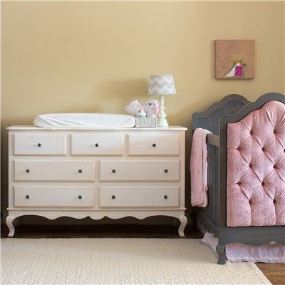 Newport Cottages Hilary 7-drawer Dresser