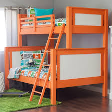 Newport Cottages Ricki Bunk Bed-Twin over Full