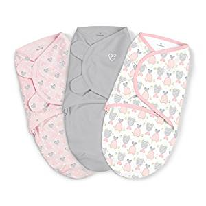 Summer Swaddleme 3pk-Slow & Steady