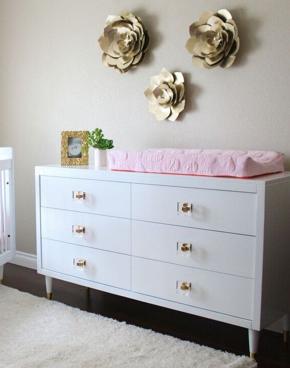 Newport Cottages Uptown Double Dresser
